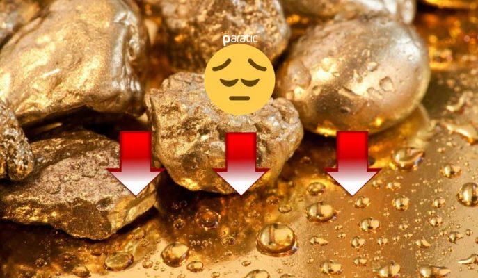 Güçlenen Dolar Altını Dibe Çekiyor!