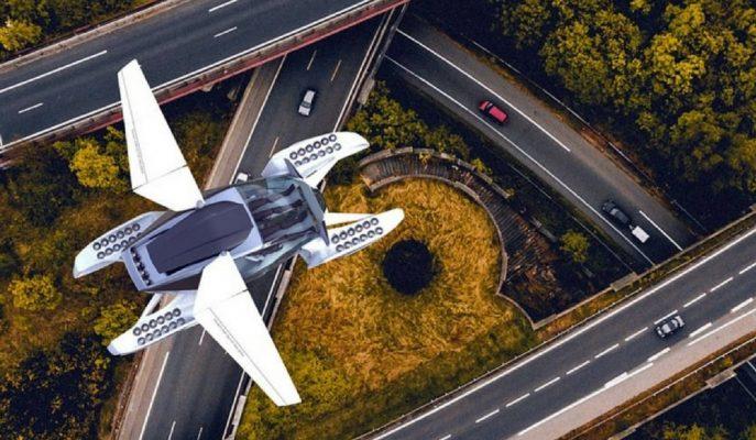 Hoversurf Project Formula ile Gökyüzü Otomobilleri Gerçek Oluyor