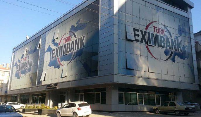 İhracatta En Büyük Destek Eximbank'tan Geldi!