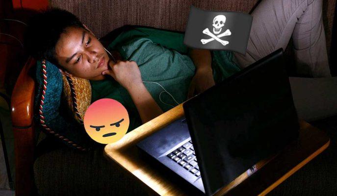 İnternet Üzerinden Korsan Film ve Dizi İzleyenlere Kötü Haber