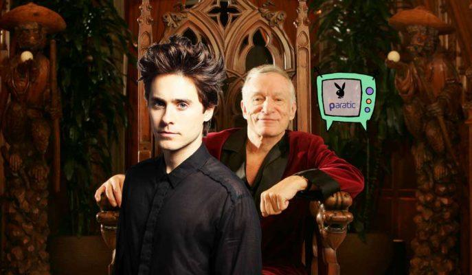 Jared Leto Hugh Hefner Rolüyle Playboy'un İkonik Kurucusunu Canlandıracak!