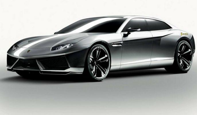 Lamborghini Yeni Sedan Modelini 2022 için Hazırlıyor!