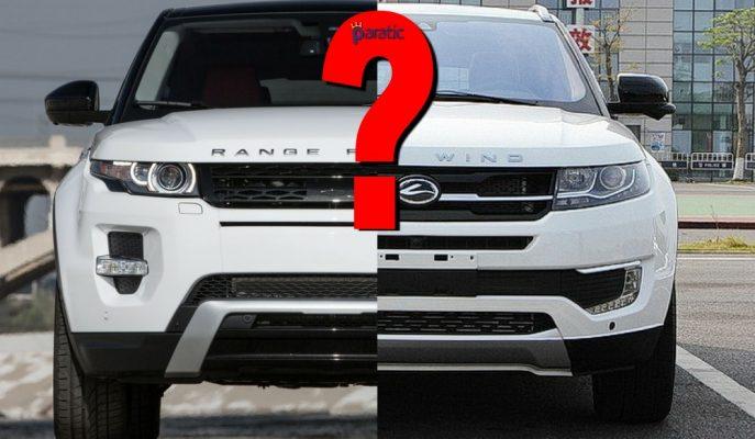 Land Rover - Jaguar Çinli Firmaların \