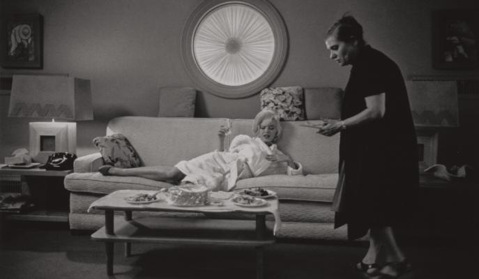 Marilyn Monroe'nun Çıplak Pozları Açık Artırmaya Çıkartılıyor!