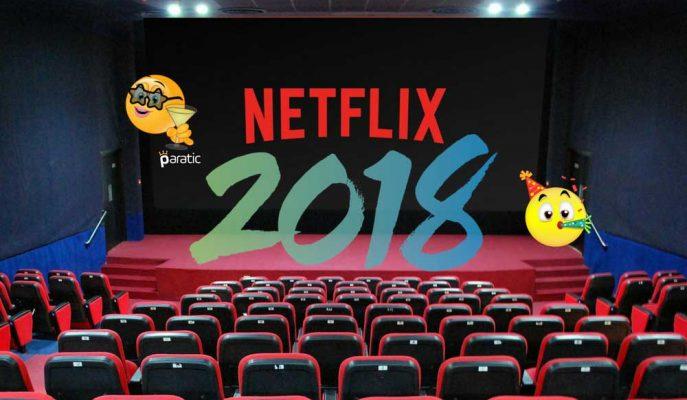 Netflix'in 2018 Yılı için Büyük Planı: 80 Yeni Film!