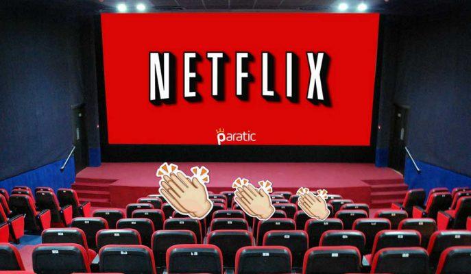 Netflix Artan Üye Sayısıyla Net Kar ve Gelirini Artırdı!