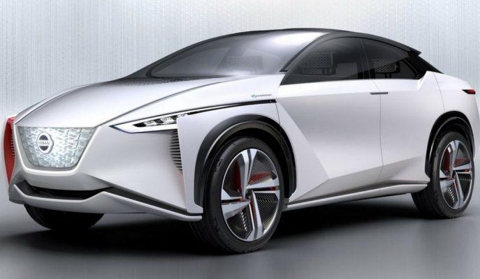 Nissan IMx Crossover Yapay Zeka ve Uzun Menziliyle Geliyor!