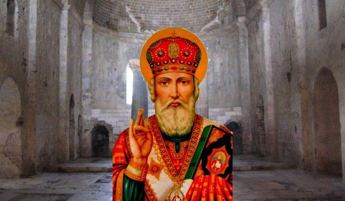 Noel Baba Olarak Bilinen Aziz Nikolaos'un Kemikleri Türkiye'de mi?