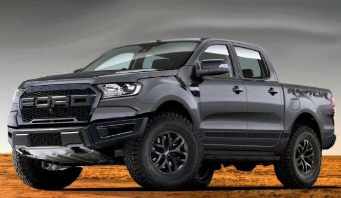 """Ford Ranger'ın Off Road Donanımlı """"Raptor"""" Modeli 2020 Yılında Hazır!"""