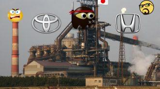 Otomotivin Japon Devleri Alarm Moduna Geçti!!!