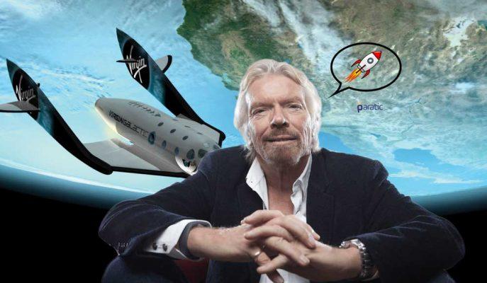 Richard Branson'un Uzay Yolculuğuna Sayılı Günler Kaldı!