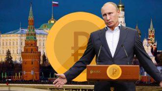 Rusya CryptoRuble İsimli Resmi Sanal Parası için Görüşmeler Yapıyor