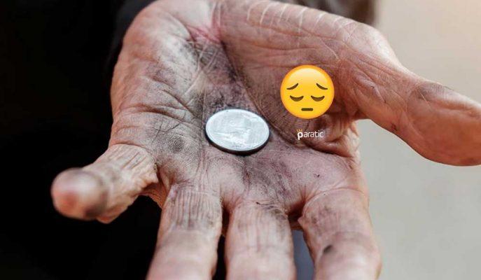 Son Veriler 5 Bin Liradan Az Kazananları Yoksul Olarak Tanımlıyor!