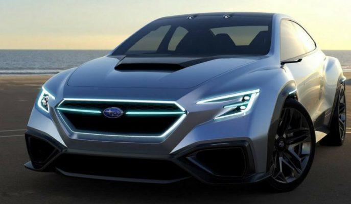 Subaru Impreza'nın Gelecekteki Yüzüne Viziv Performance ile Bakın!