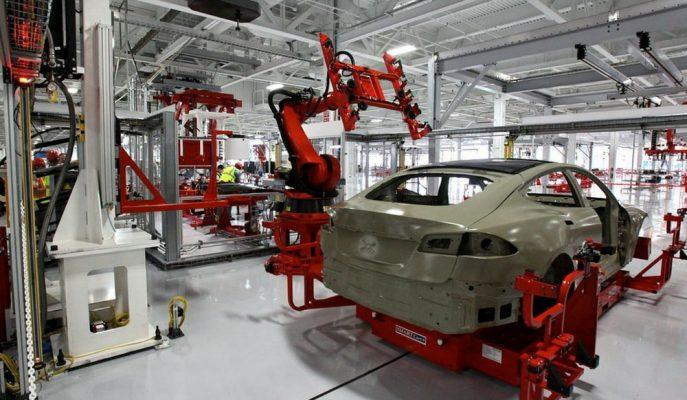 Tesla Gigafactory'den Sonra Tarihinin En Büyük Adımına Hazırlanıyor!