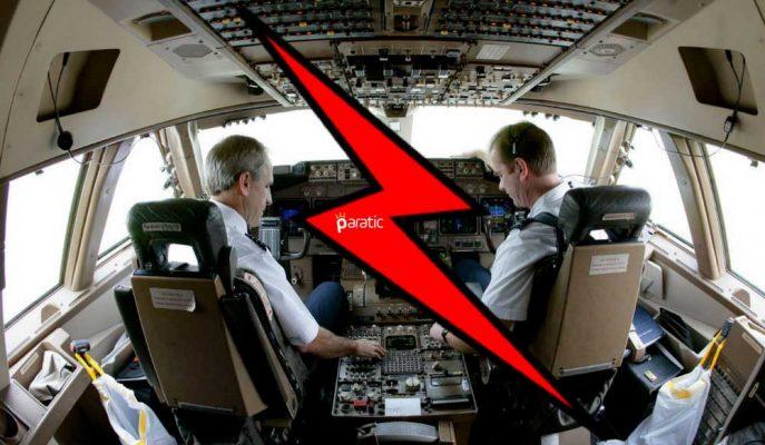 THY\'de Çalışan Yabancı Pilotun Farklı Ücret Önerisine Türk Pilotlardan Tepki!