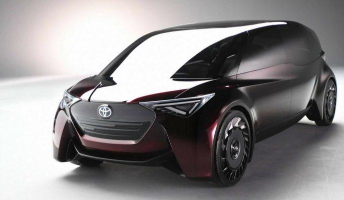 Toyota Tokyo Fuarı'na Fine-Comfort Ride Adında Premium MPV'sini Getiriyor!