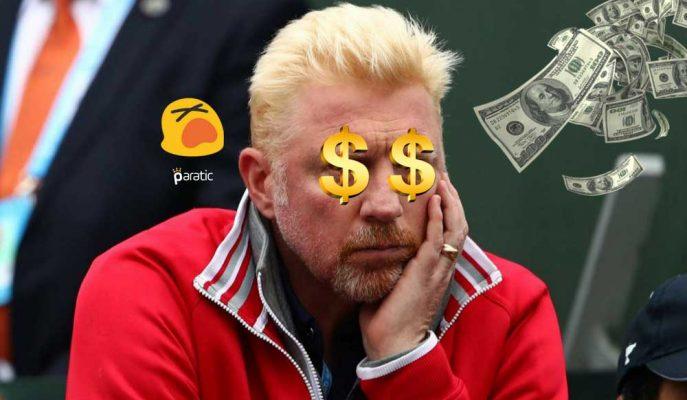 Ünlü Tenis Oyuncusu Boris Becker Borç Batağında!