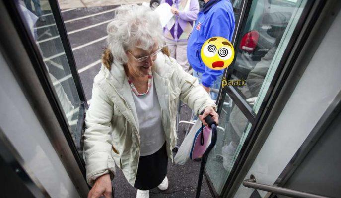 Şaşırtan Açıklama: Toplu Taşıma Araçlarında Yaşlılara Yer Vermeyin!
