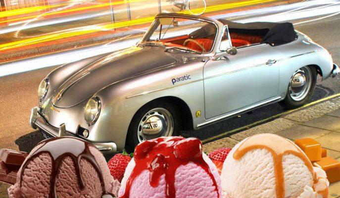 """Vanilyalı Dondurma Sayesinde Hatasını Fark Eden """"Porsche""""nin Başarısı"""
