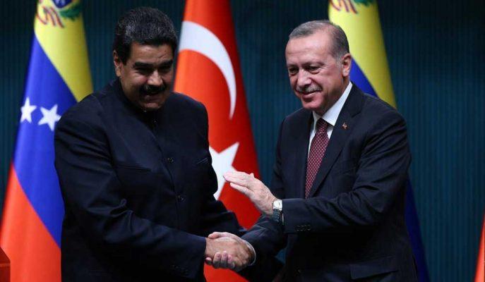 Venezuela ile 5 Alanda Anlaşma İmzalandı!