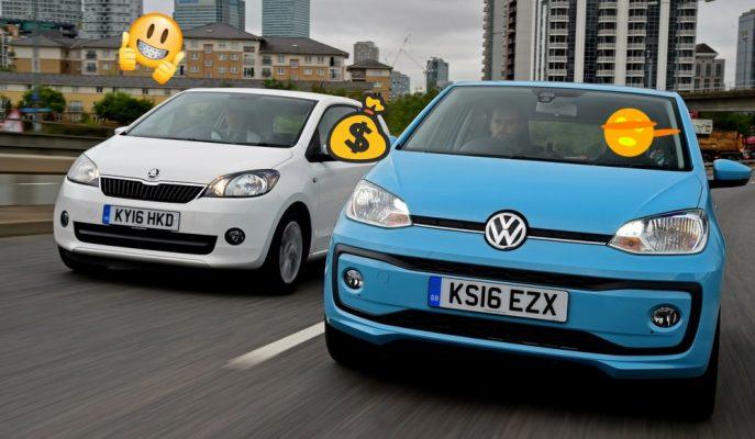 VW Ucuz Segment için 5 Bin Euroluk Araç Üretimine Başlıyor!