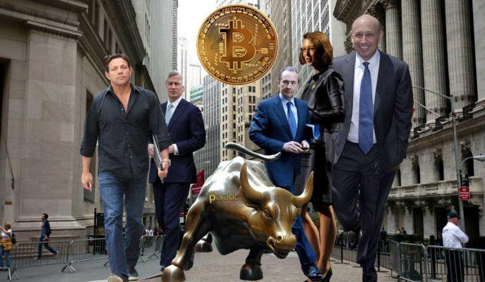 Wall Street Bitcoin Konusunda İkiye Bölündü