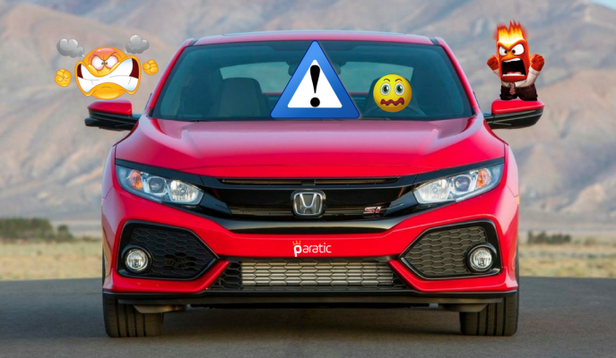 Yeni Honda Civic FC5'deki Kaporta Göçük Sorunu Gittikçe Büyüyor!