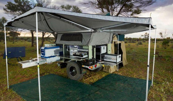 Yeni Patriot Camper X1: Ev İhtiyaçlarınızın Hepsi Bu Römorkta!