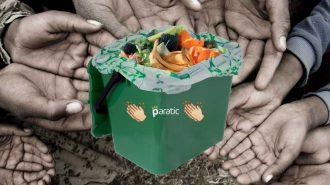 Yiyecek İsrafına Karşı Savaş Başlatan Kadının Dikkat Çeken Kampanyası!
