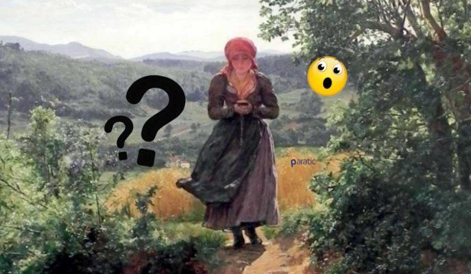 1860 Tarihli Waldmüller Tablosundaki Kadının Elinde iPhone mu Var?