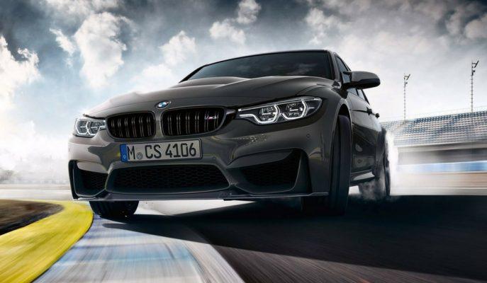 2018 Yeni BMW M3 CS: 1200 Adet Sınırlı Üretim ve Serinin En Güçlüsü!