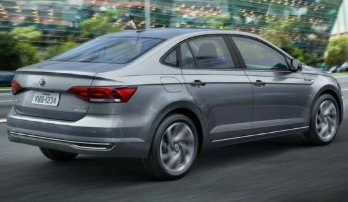 """2017 Yeni VW Polo Sedan G.Amerika'da """"Virtus"""" İsmiyle Satılmaya Başladı!"""