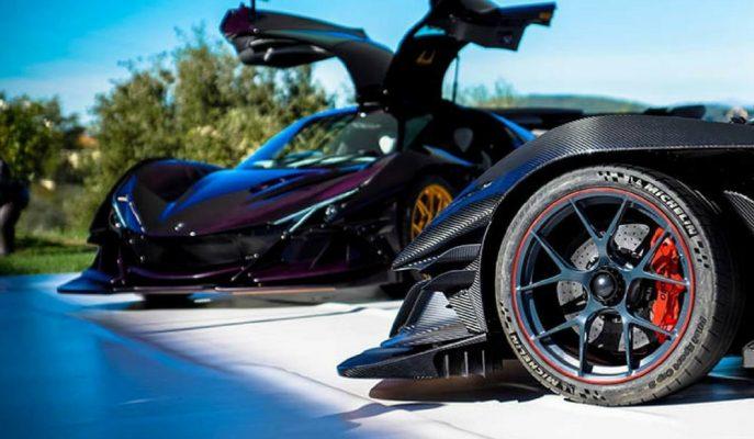 2018 Yeni Apollo Intensa Emozione: Gumpert Hiper Araba Şampiyonunu Tanıttı!