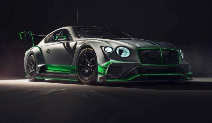 2018 Yeni Bentley Continental GT3: Terminatör Yeniden Canlanıyor!