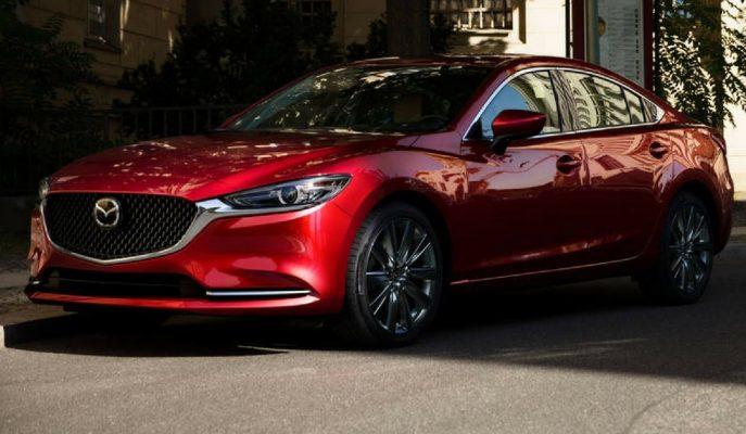 2018 Yeni Mazda 6 Sınıfının Premium Sınırlarını Belirlemeye Geldi!
