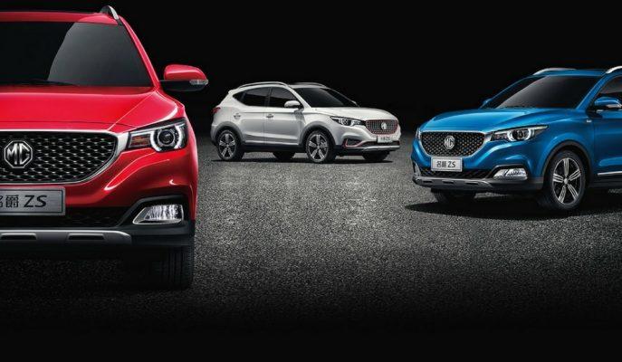 2018 Yeni MG ZS: Mazda – Kia Karışımıyla Yollara Çıkıyor!