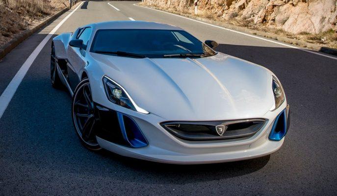 """2020 Yeni Rimac Concept One: Bitmeyen """"Tesla Rekabetine"""" Bir Hızlı Üye Daha!"""