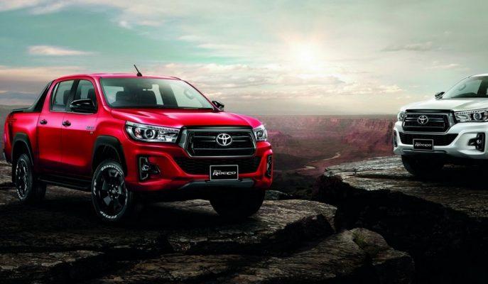 2018 Yeni Toyota Hilux Değişen Yapısıyla Karşımızda!