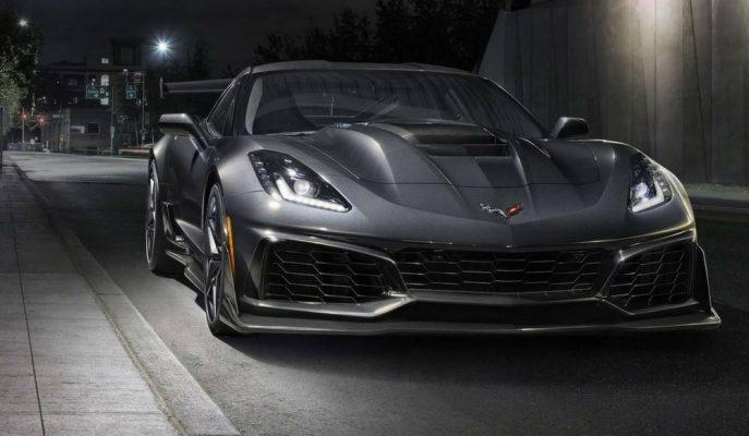 2019 Yeni Chevrolet Corvette ZR1: Başınızı Derde Sokacak Kadar Güçlü!