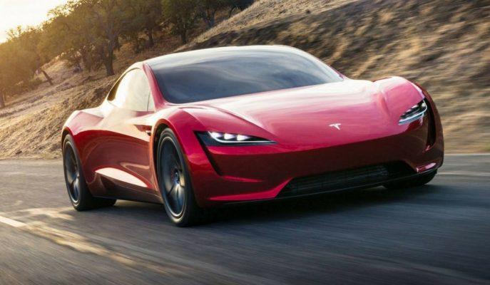 """2020 Tesla """"Roadster"""" Yapacağı İnanılmaz Hız Rakamlarıyla Tanıtıldı!"""