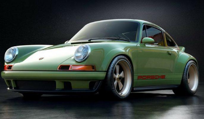 964 Kasa Porsche 911'in Williams & Singer Ortaklığında Gerçekleşen Tarifsiz Restorasyonu!