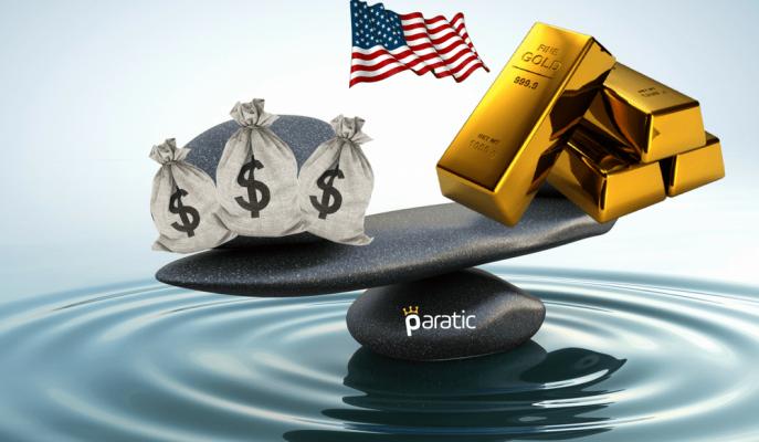 ABD'de Vergi Reformu Endişesi Doları Düşürdü Altını Yükseltti