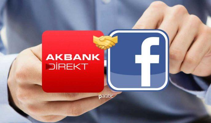 """Akbank: """"Mobilden Yapılan Kredi Başvurularının % 15'i Facebook'tan Geliyor"""""""