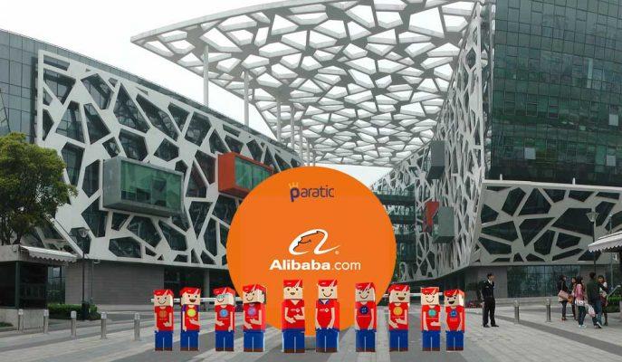 Alibaba Türkiye'ye Aras Kargo ile Taşınacak