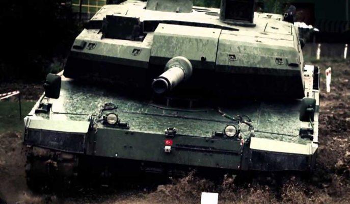 Altay Tankı için Otomotiv Devinden Seri Üretim Teklifi