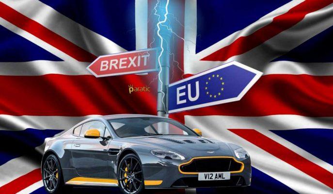 Aston Martin Brexit Nedeniyle Üretimi Durdurabilir