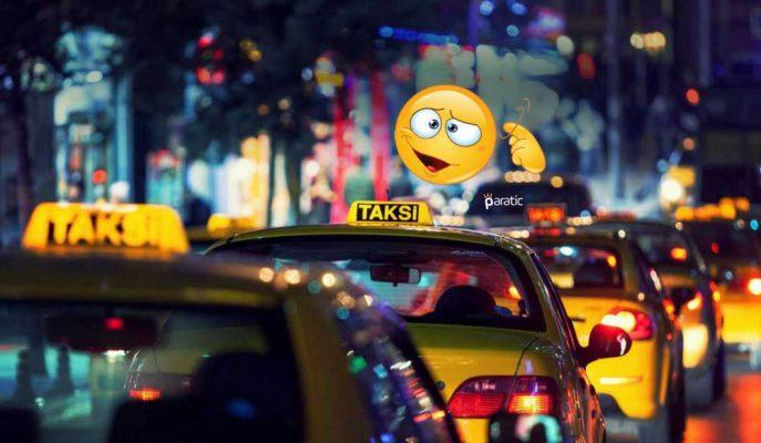 İngiliz Turistten 3000 Lira Taksi Ücreti Alan Şirketin Şaşırtan Açıklaması!