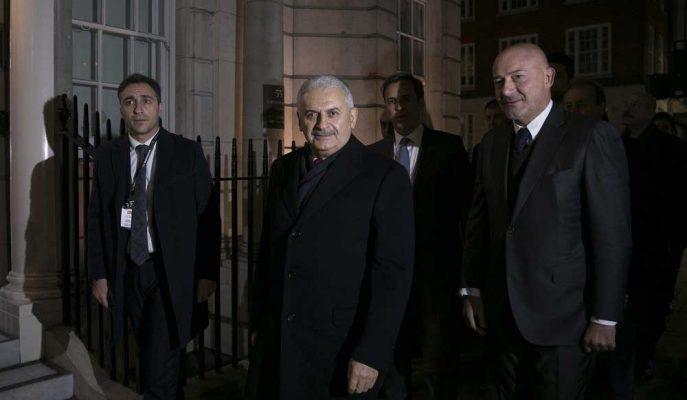 """Londra'daki İlk Türk Sermayeli """"Dome Group"""" Yatırım Bankası Açıldı!"""