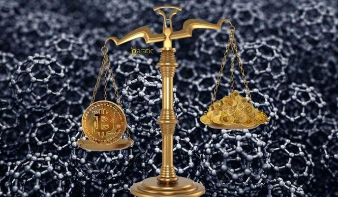 Bitcoin 100 Tane Çeyrek Altından Daha Değerli!